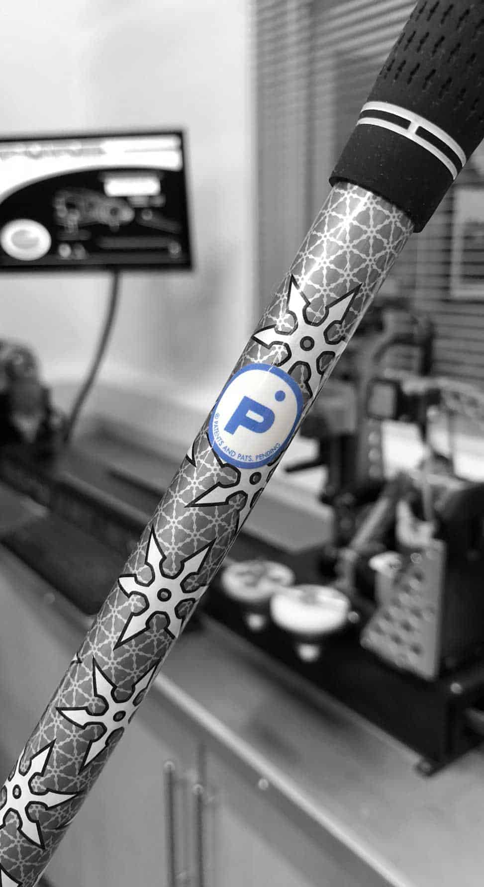 sst pure iron shafts