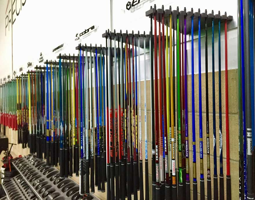 custom fitted golf clubs