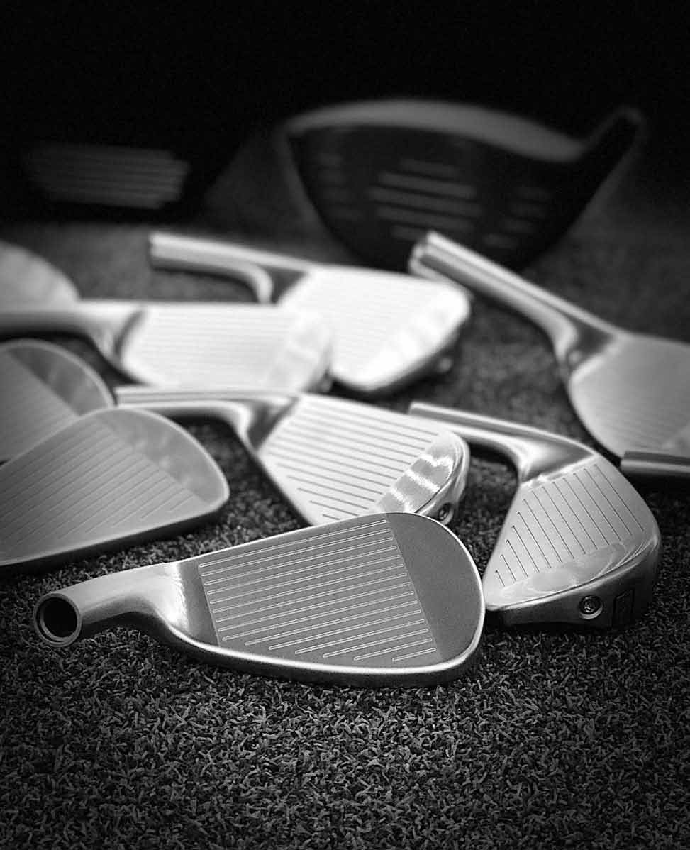 custom fit irons